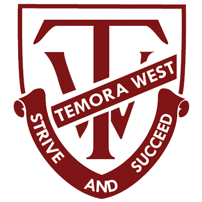 Temora West Public School logo